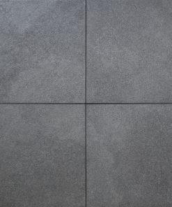 Keramische buitentegel, 2cm dik kleur grijs